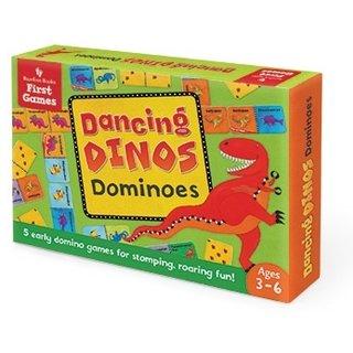 Dancing Dinos Dominos