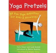 Yoga Pretzels Yoga Deck, 50 Cards