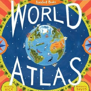 World Atlas Hardcover