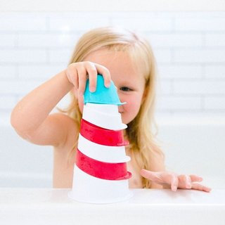 Lighthouse Bath Toys