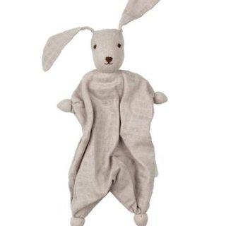 Grey Hoppa Tino Organic Muslin Bonding Doll