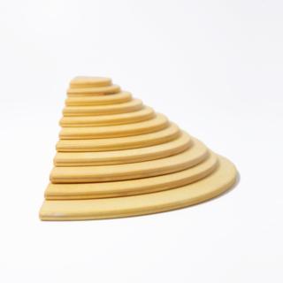 Grimm's Natural Large Semicircles