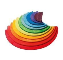 Grimm's Rainbow Large Semicircles