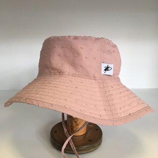 5-10 y Rose Swiss Dot Sunbaby Hat