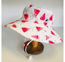 2-5 y Summer Watermelon Sunbaby Hat