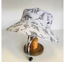 2-5 y Animal Kingdom Dinosaurs Sunbaby Hat
