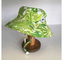 6-12m Summer Palms Sunbaby Hat