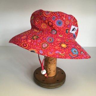 6-12m Pink Micella Sunbaby Hat
