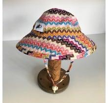 3-6m Zigzag Party Sunbeam Hat
