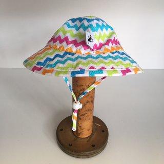 0-3m Spring Zigzag Sunbeam Hat