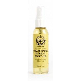 Eucalyptis Body Oil