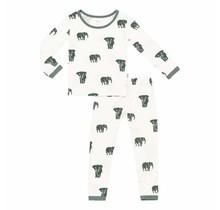 Elephant Bamboo 2-Piece PJ Set