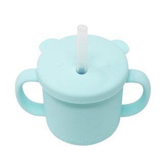 Seafoam Silicone Cup