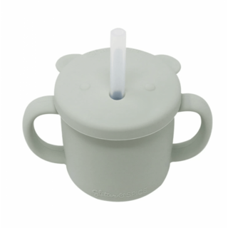 Sage Silicone Cup