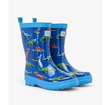 Friendly Dinos Shiny Rain Boots