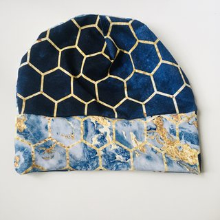 Sea Hive Slouch Beanie