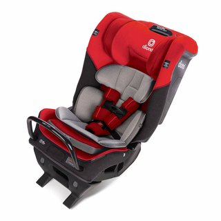 Radian 3QX Latch Convertible Car Seat Red