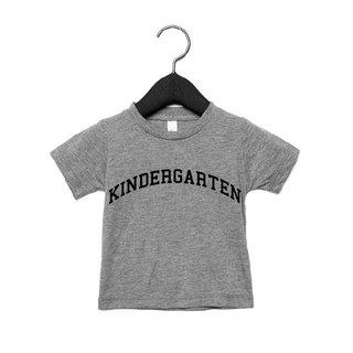The Kindergarten Grey Tee