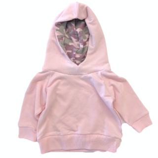 The Pink Camo Hoodie
