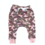 Portage and Main The Pink Camo Joggers