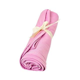 Bubblegum Bamboo Swaddle Blanket