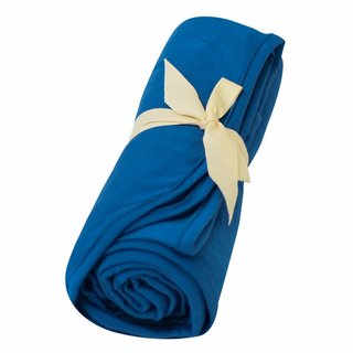 Sapphire Bamboo Swaddle Blanket