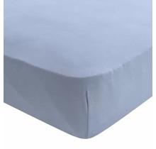 Slate Bamboo Crib Sheet