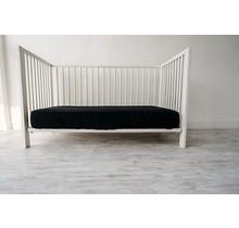 Midnight Bamboo Crib Sheet