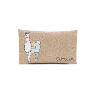Groovy Llama No-Sweat Ice Pack