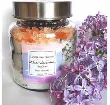 Lilac + Lavender Bath Soak