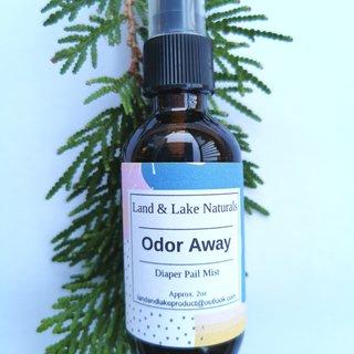 Odor Away Diaper Pail Mist