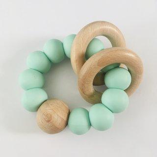 Mint Classic Teething Ring