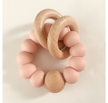 Cotton Candy Classic Teething Ring