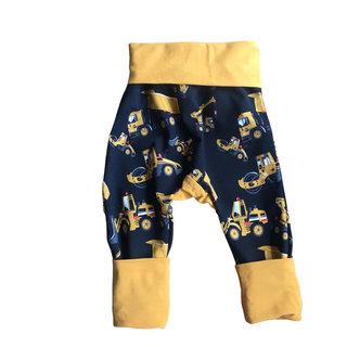 Black Gold Diggers Grow Pants