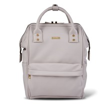 Grey Blush Mani Backpack