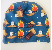 S'mores Slouch Beanie