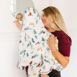 Adventure Begins Hooded Towel Set