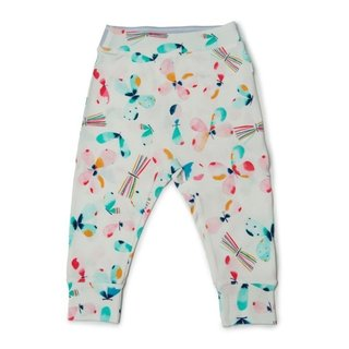 Butterfly Baby Pants in TENCEL
