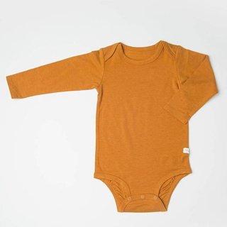 Ginger Honey Long Sleeve Bodysuit