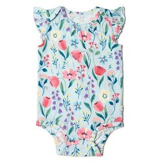 Bluebell Short Sleeved Bodysuit