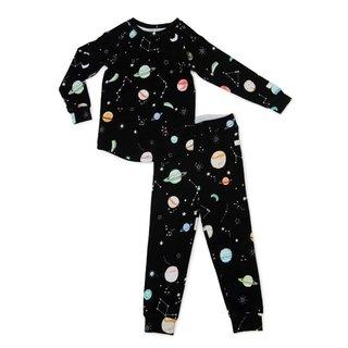 Planets 2-Piece Pajama Set in TENCEL