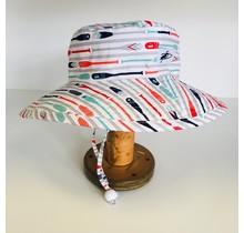 2-5y Seaside Paddle Sunbaby Hat