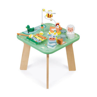 Meadow Activity Table