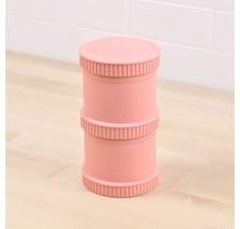 Blush Snack Stack (2 pod base + 1 lid), Re-Play