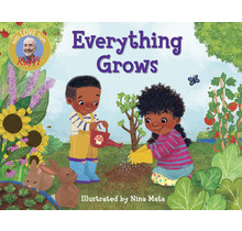 Everything Grows, by Raffi!