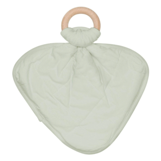 Aloe Lovey with Removable Wooden Teething Ring