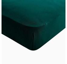 Emerald Bamboo Crib Sheet