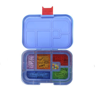 Blue Hero, Maxi 6 Munchbox