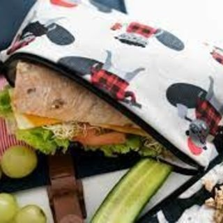 Beavers Medium Snack Bag