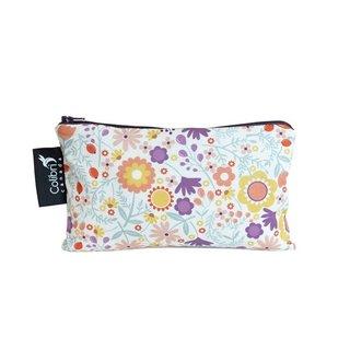 Wild Flowers Medium Snack Bag